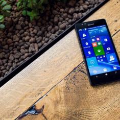 Telefon lumia 950 Nou, cu garantie - Telefon Microsoft, Negru, Neblocat