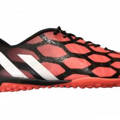 Adidasi fotbal - teren sintetic si sala - Ghete fotbal, Marime: 40, 41, 42, 43, 44, Culoare: Rosu, Barbati, Asfalt: 1, Sala: 1