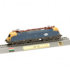 Macheta locomotiva MAV 1047 Hungary scara 1:160 - Macheta Feroviara, N, Locomotive