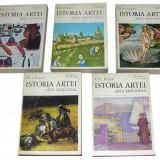 Carti - Istoria Artei (5 vol.) - Carte Istoria artei