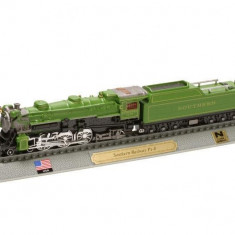 Macheta locomotiva Southern Railway Ps-4 USA scara 1:160 - Macheta Feroviara, N, Locomotive