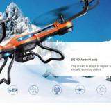 Drona Quadcopter 6 axe giroscop 3D 360 de grade 2.4G fara camera