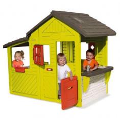 Casuta de joaca Smoby 310300 Neo Floralie - Casuta copii