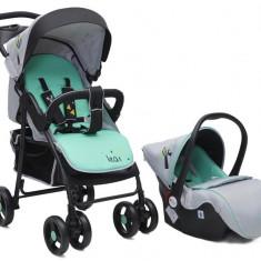 Carucior copii 2 in 1 Cangaroo Lea Verde - Carucior copii Landou