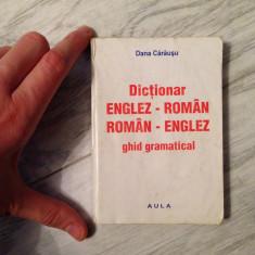 Dictionar englez-roman, roman-englez Altele