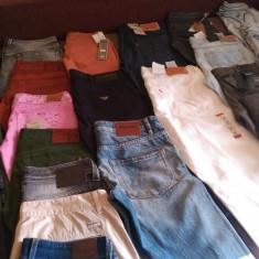Lot blugi Armani, Guess, Levis, Bershka, Pepe Jeans, Miss Sixty - Blugi barbati Guess by Marciano, Marime: 30, Culoare: Alta