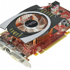 Placa video PCI-E Gaming HIS ATI Radeon HD 4770 512MB GDDR5 128bit Platinium, PCI Express
