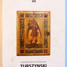 CATALOG DE CARTE VECHE, DOPPELKATALOG VII AUSGESUCHTE BUCHER DER ANTIQUARIATE - Carte Istoria artei