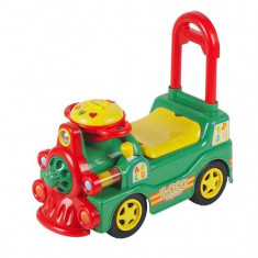 Masina De Impins Copii BABY MIX UR-LS-888 Green - Vehicul