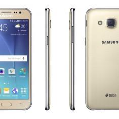SAMSUNG GALAXY J5 AURIU-2015- 500 LEI - Telefon Samsung, 8GB, Neblocat, Dual SIM
