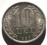 G5. ROMANIA 10 lei 1992 **