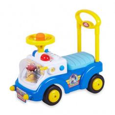 Masinuta de impins Baby Mix HZ 530 Blue - Vehicul