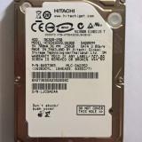 Hitachi 250Gb 5400RPM 8Mb Buffer pentru laptop - HDD laptop Hitachi, 200-299 GB, SATA 3