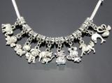 SET oricare 5 Charm talismane pandantive animal (la alegere) pt bratara PANDORA