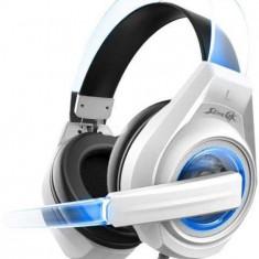 Senicc G241 White - Casca PC Somic