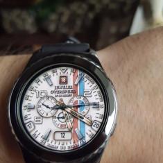 Samsung Gear S2 Classic Black in garantie - Smartwatch Samsung, Alte materiale, Tizen Wear