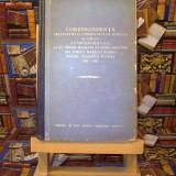 """Corespondenta presedintelui consiliului de ministri ... vol. I """"A4240"""" - Istorie"""