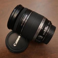Vand obiectiv Canon 18-200mm/3/5-5.6 - Obiectiv DSLR Canon, Canon - EF/EF-S