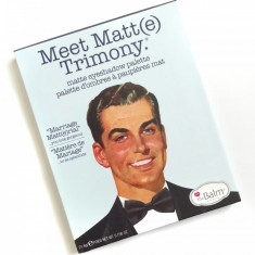 Meet matte trimony theBalm trusa machiaj farduri ochi paleta conturare - Fard pleoape Sephora