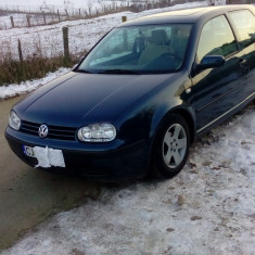 Golf 4 1.4 benzina, An Fabricatie: 2002, 189000 km, 1400 cmc