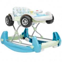 Premergator Copii Si Bebe CANGAROO Car Albastru