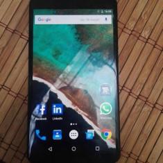 Motorola Nexus 6 Midnight Blue Neverlocked Fullbox cu Garantie si Factura - Telefon mobil Nexus 6 Motorola, Albastru, 32GB, Neblocat
