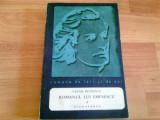 ROMANUL LUI EMINESCU -CEZAR PETRESCU -VOL 1, 2, 3 -
