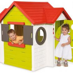 Casuta de joaca Smoby 810400 My House - Casuta copii