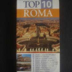 TOP 10 ROMA * GHIDURI TURISTICE VIZUALE - Ghid de calatorie, Litera