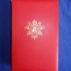 SFANTA SCRIPTURA ( LA SACRA BIBBIA ) - ADRIANO SALANI - 1962 ( EDITIE DE LUX ) - Biblia
