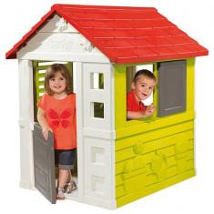 Casuta de joaca Smoby 810704 Nature - Casuta copii