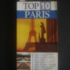 TOP 10 PARIS * GHIDURI TURISTICE VIZUALE - Ghid de calatorie, Litera