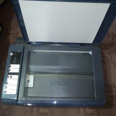 Imprimanta EPSON Stylus DX7400 multifunctionala - Imprimanta cu jet