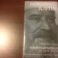 Patriarhul Iustin( Moisescu), OPERA INTEGRALĂ 5, DOSOFTEI MITROPOLITUL ȘI ALTE... - Carti ortodoxe