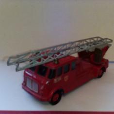 Bnk jc Matchbox - Masina de pompieri - King Size - Jucarie de colectie