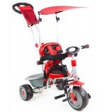 Tricicleta Pentru Copii MyKids Rider A908-1 Rosu - Tricicleta copii