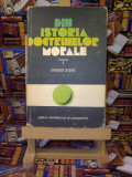 "Ernest Stere - Din istoria doctrinelor morale vol. III ""A4232"""