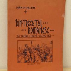 DIN TRECUTUL ROMANESC -IOAN M.PALTEA - Istorie
