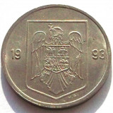 G5. ROMANIA 5 lei 1993 **