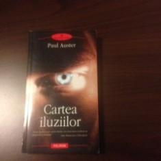 PAUL AUSTER, CARTEA ILUZIILOR