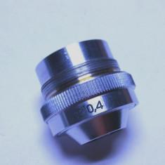 Un obiectiv 22x cu contrast de faza microscop in stare buna