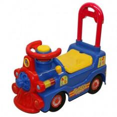 Masina De Impins Copii BABY MIX UR-LS-888 Blue - Vehicul