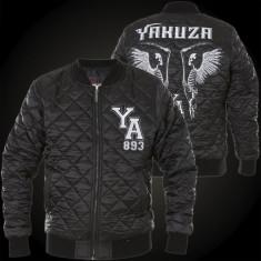 Geaca Yakuza, Noua Marime XL + Cadou Hanorac Call of Duty nou, marime M - Geaca barbati, Culoare: Negru