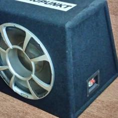 Vand amplificator si subwoofer auto Blaupunkt (la pachet) - Pachete car audio auto