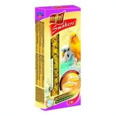 Vitapol Smakers batoane pentru peruşi - ou, 2 bucăţi - Mancare pasari