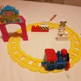Trenulet Thomas and friends compatibil Mega Bloks