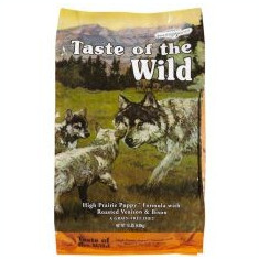 TASTE OF THE WILD High Prairie Puppy 2kg - Hrana caini