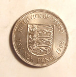 JERSEY 10 PENCE 1968