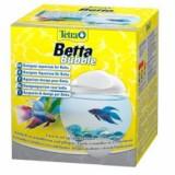 Acvariu sferic pentru peşti Betta 1.8 L - alb - Acvariu si terariu Tetra