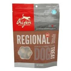 Hrană recompensă ORIJEN TREAT – Regional Red 100g - Hrana caini